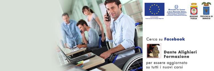 Corso contabilità riservato disabili